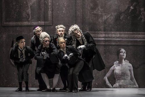 Balet ND - Leonce & Lena | foto: Martin Divíšek