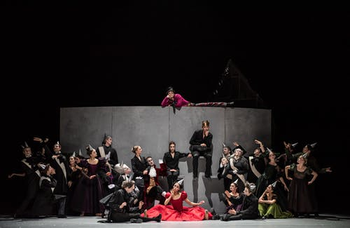 Balet ND - Leonce & Lena | foto: Serghei Gherciu