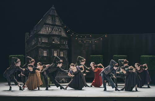 Balet ND - Leonce & Lena | foto: Younsik Kim