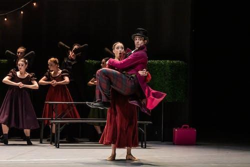 Balet ND - Leonce & Lena | Kristina Kornová, Giovanni Rotolo - foto: Serghei Gherciu