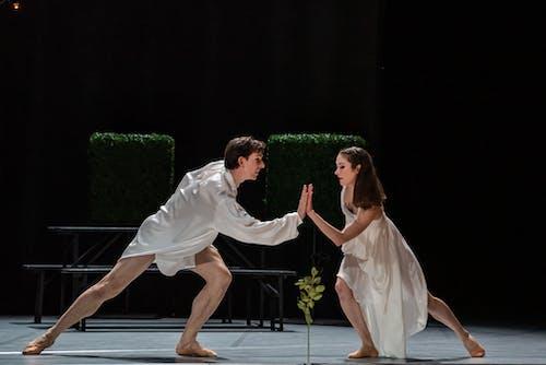 Balet ND - Leonce & Lena | Adam Zvonař, Magdalena Matějková - foto: Serghei Gherciu