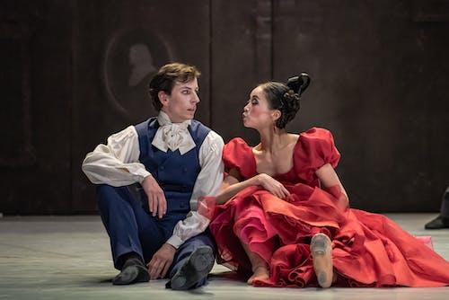 Balet ND - Leonce & Lena | Adam Zvonař, Miho Ogimoto - foto: Serghei Gherciu