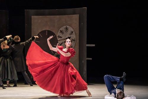 Balet ND - Leonce & Lena | Nikola Márová - foto: Serghei Gherciu