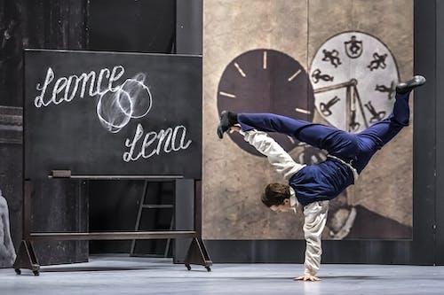 Balet ND - Leonce & Lena | Patrik Holeček - foto: Martin Divíšek