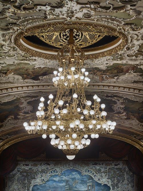 Státní opera - lustr