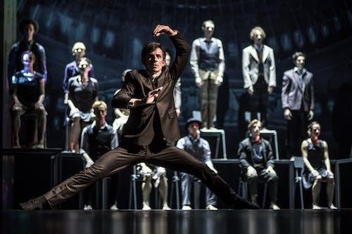 Balet ND - Kafka Proces | Adam Zvonař - foto: Martin Divíšek
