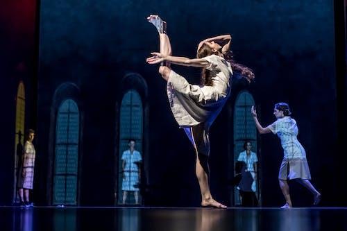 Balet ND - Kafka Proces | Alina Nanu - foto: Martin Divíšek