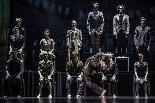 Balet ND - Kafka Proces | Giovanni Rotolo - foto: Martin Divíšek