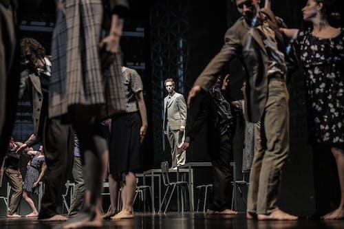 Balet ND - Kafka Proces | Giovanni Rotolo - foto: Pavel Hejný