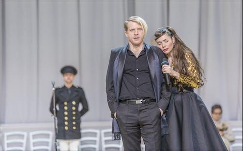 Pýcha a předsudek | Pavel Batěk, Kateřina Winterová - foto: Patrik Borecký