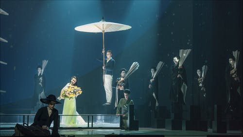 Madama Butterfly | Opera SO - foto: Patrik Borecký