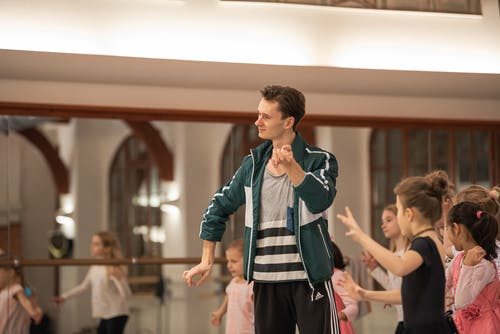 Baletní dílna Leonce & Lena - foto: Serghei Gherciu