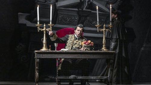 Opera SO | Tosca - Krzysztof Szumanski; foto: Patrik Borecký