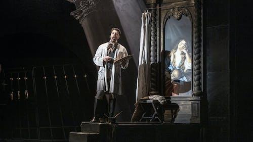Opera SO | Tosca - Pavel Černoch; foto: Patrik Borecký