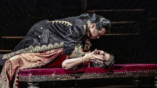 Opera SO | Tosca - Petra Alvarez Šimková Krzysztof Szumanski; foto: Patrik Borecký