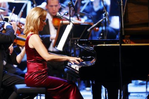 Musica non grata – zahajovací koncert SO 2020/2021   Klavíristka Alice Rajnohová; Foto: Petr Horník