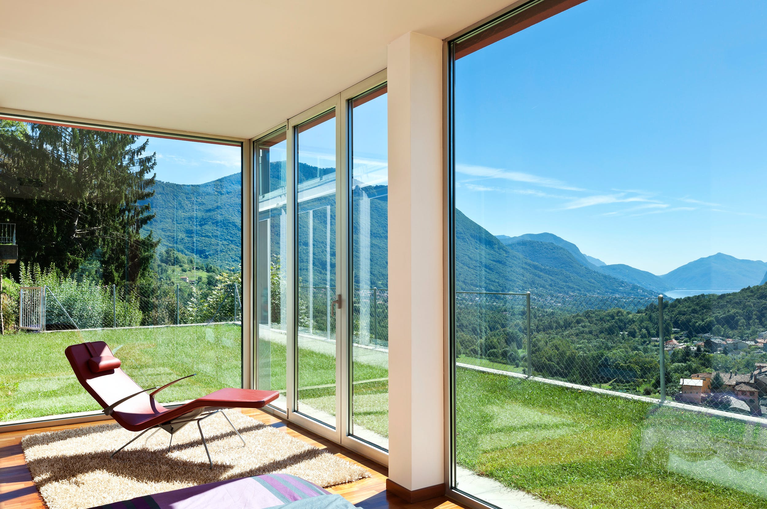 Replace windows with energy efficient glass - Mesa AZ