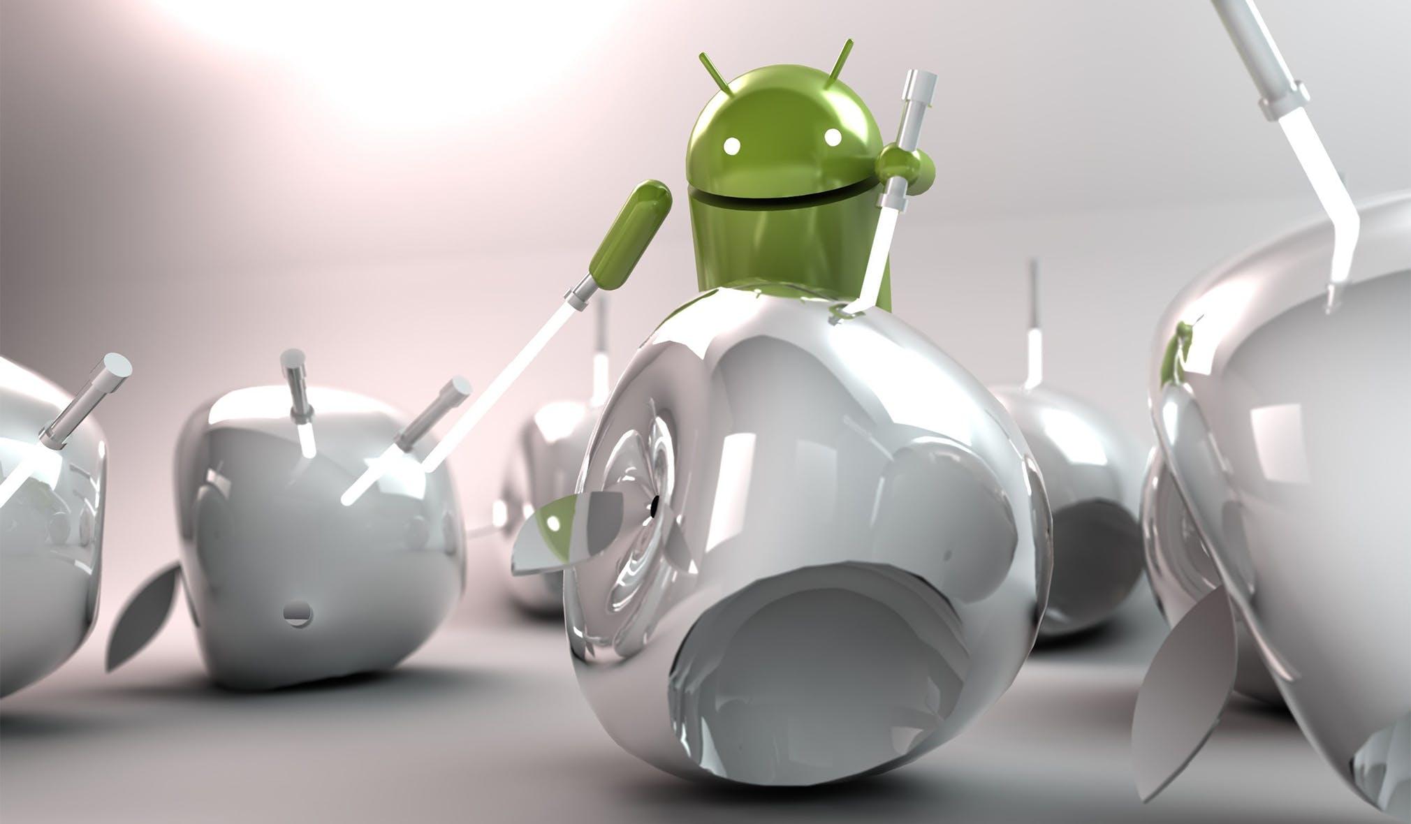 Android och Apple