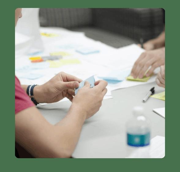 Förstudie, analys och strategi