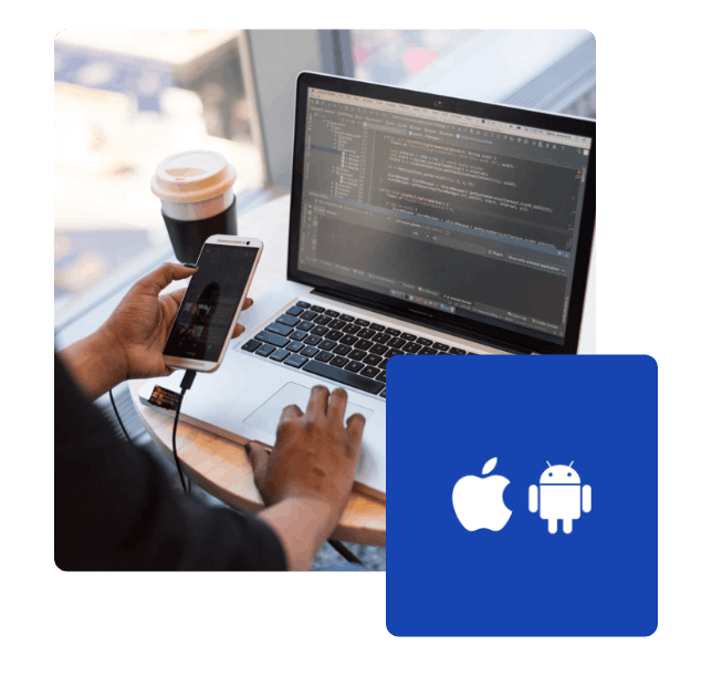 Apputveckling för både iOS och Android