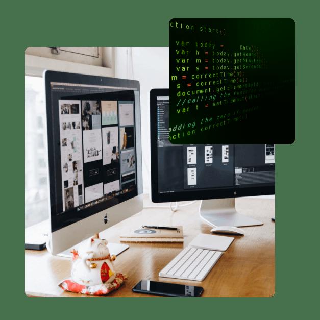Webbutveckling för alla behov