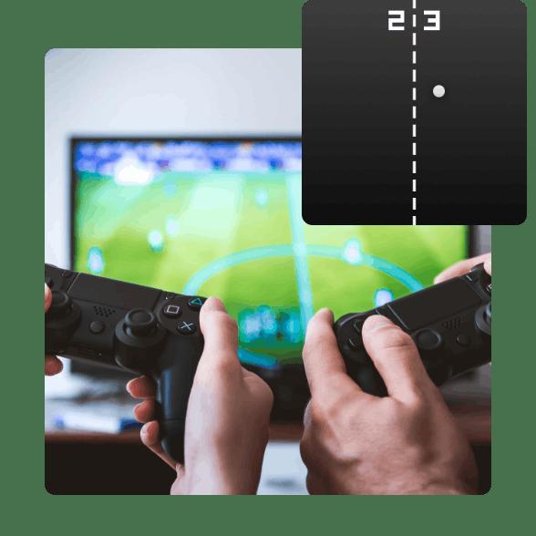 Utveckling av olika typer av spel
