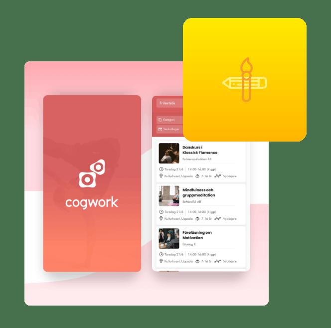 Visuell design och UI med Cogwork