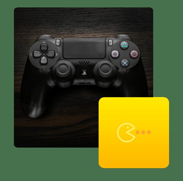 Spelutveckling på olika konsoler, bland annat playstation