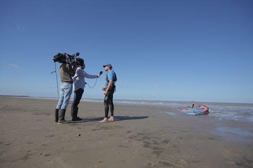 Merijn Tinga Plastic Soup Surfer