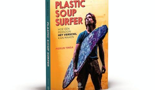 Boek Plastic Soup Surfer over de strijd voor statiegeld
