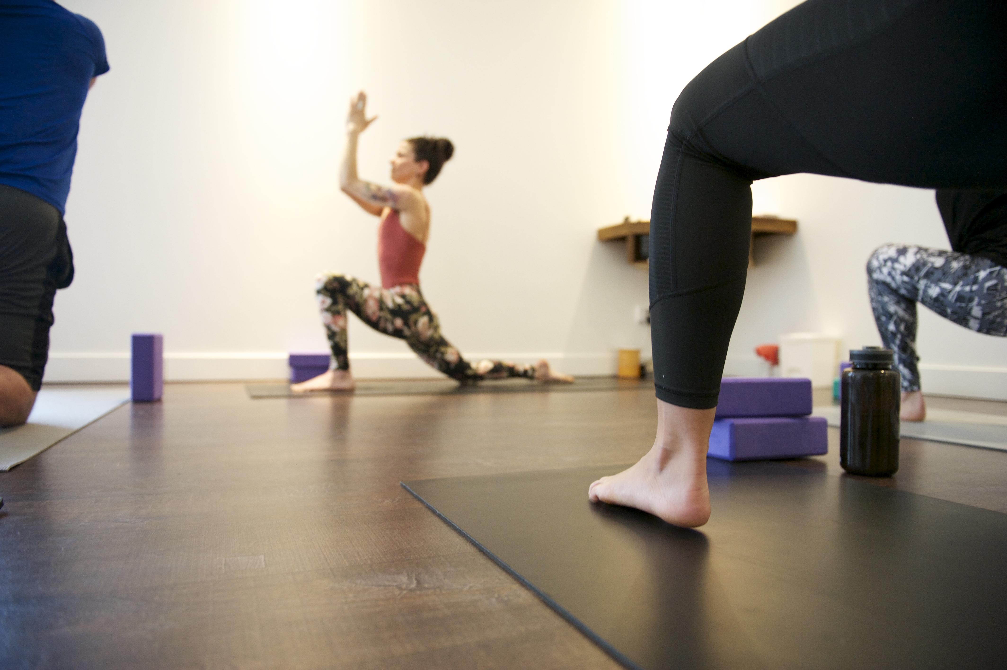 Yoga tous niveaux - Joliette, Lanaudière