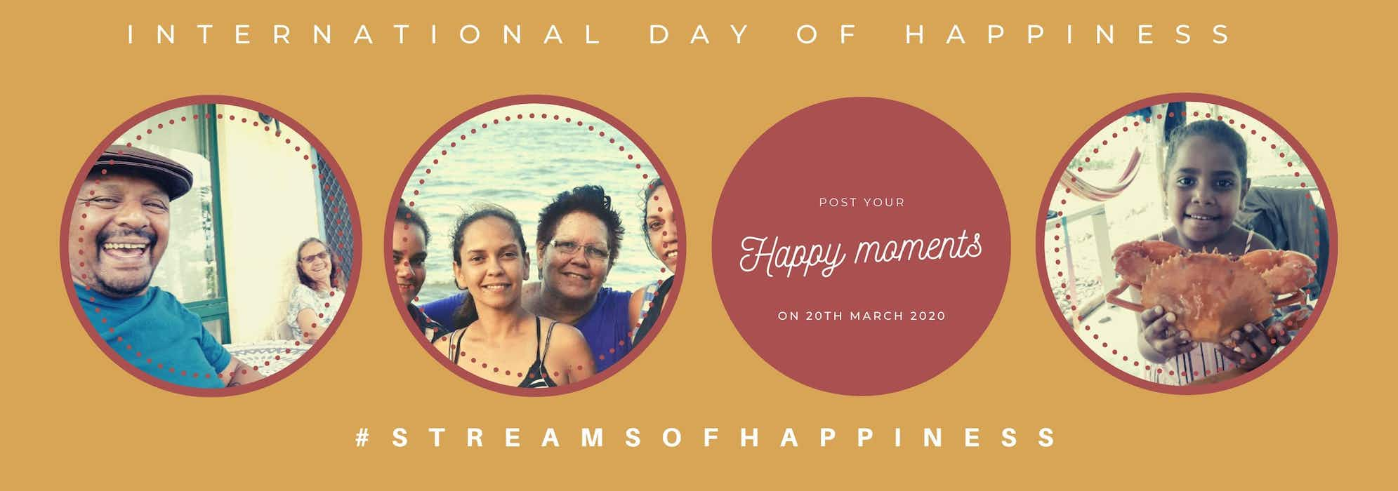 Update International Day of Happiness