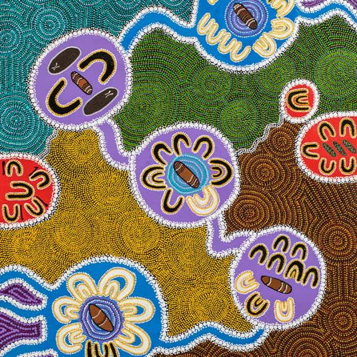 First Nations artist depicts Disability Royal Commission story