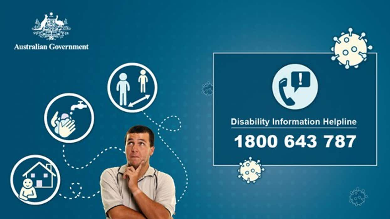 DISABILITY INFORMATION HELPLINE