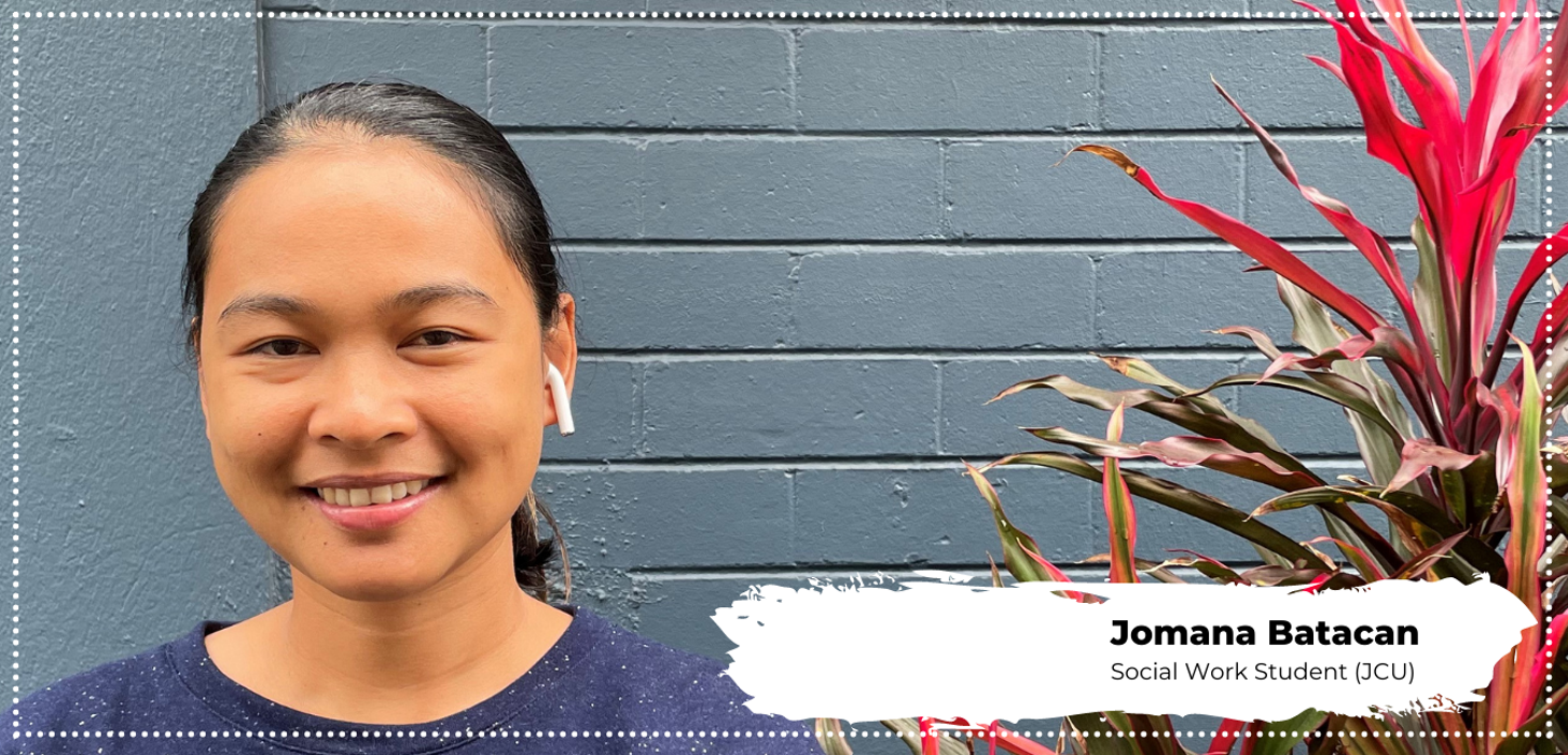 JCU student shares reflection on recent learning through placement