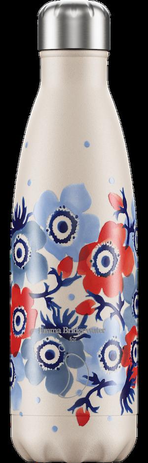 Chilly's Emma Bridgewater Anemone Bottle | Reusable Water Bottles