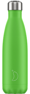 Chilly's Bottles Neon Green | Reusable Water Bottles