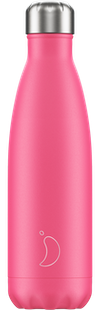 Chilly's Bottles Neon Pink | Reusable Water Bottles