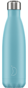 Pastel Blue Chilly's Bottle | Reusable Water Bottles