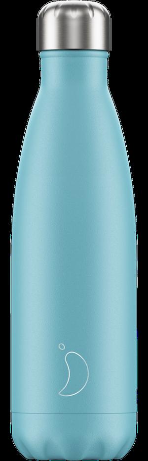 Pastel Blue Chilly's Bottle | Reusable Water Bottles