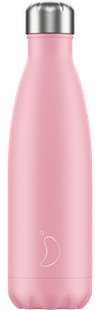 Chilly's Bottles Pastel Pink | Reusable Water Bottles