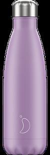Chilly's Bottles Pastel Purple | Reusable Water Bottles