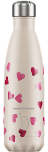 Chilly's Emma Bridgewater Pink Hearts Bottle | Reusable Water Bottles