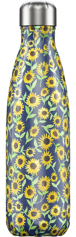 Chilly's Bottles Sunflower | Reusable Water Bottles