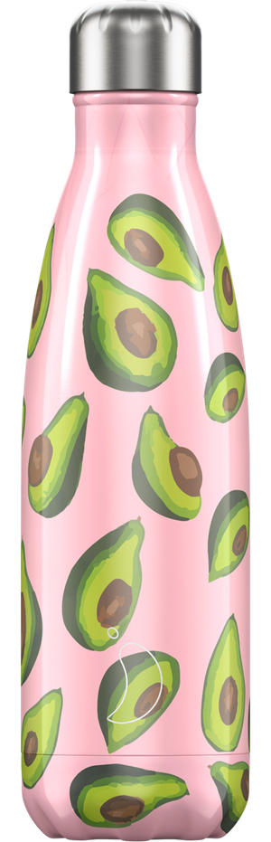 Chilly's Bottles Avocado | Reusable Water Bottles