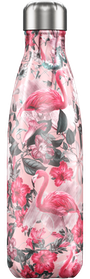 Chilly's Bottles Tropical Flamingo | Reusable Water Bottles