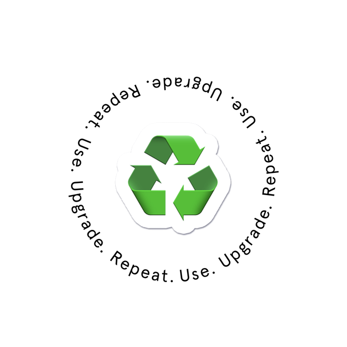 We save you money and cut your environmental impact with     re-used hardware