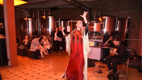 Espectacle de flamenc