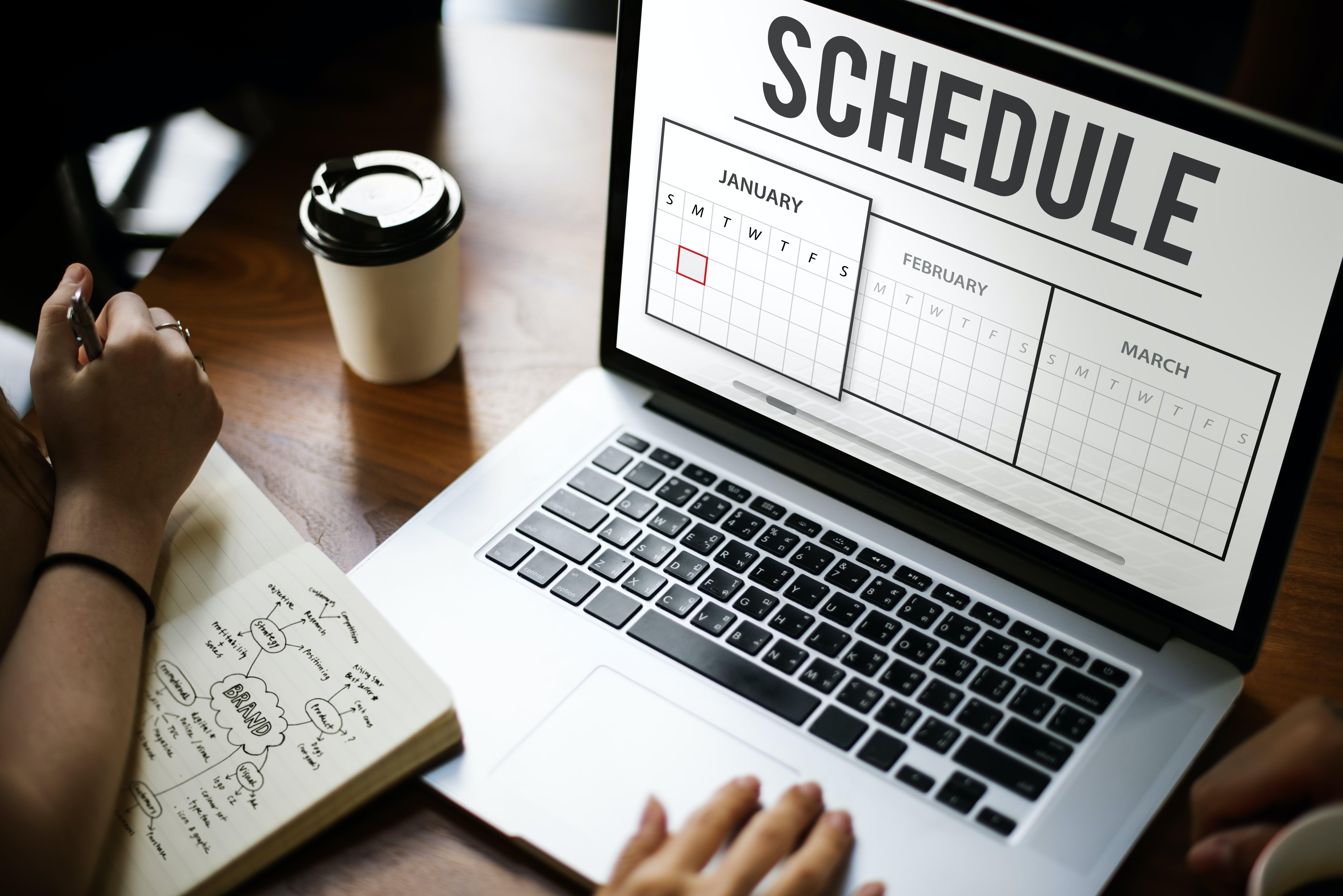 6 kroków do efektywnego planowania czasu cover image