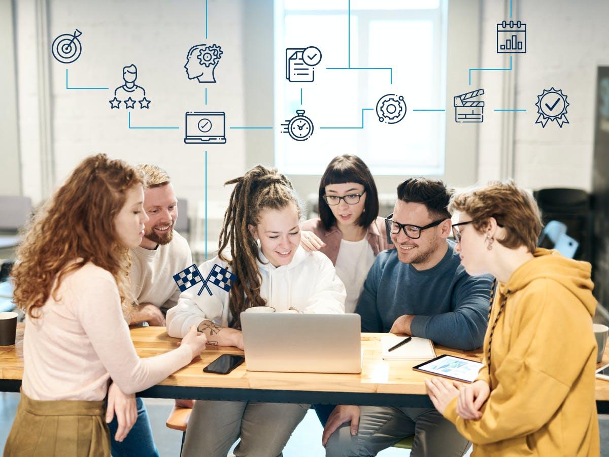Grywalizacja w firmie z wykorzystaniem platformy e-learningowej cover image
